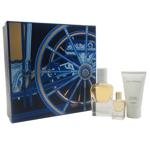 Jour d'Hermes for Women by Hermes 3 pc Gift Set - Discount Fragrance at Cosmic-Perfume