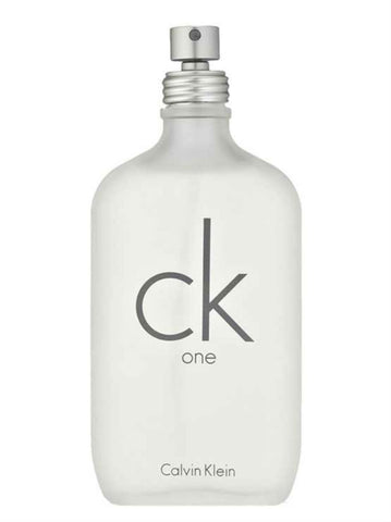Ck One Unisex by Calvin Klein Eau de Toilette Spray 6.7 oz (Tester) - Cosmic-Perfume