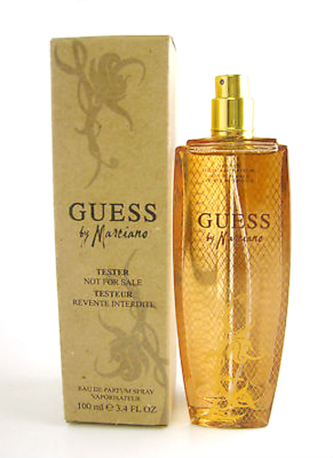 Guess by Marciano for Women by Guess EDP Spray 3.4 oz (Tester) - Cosmic-Perfume