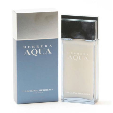 Herrera Aqua for Men by Carolina Herrera After Shave Balm 3.4 oz - Cosmic-Perfume