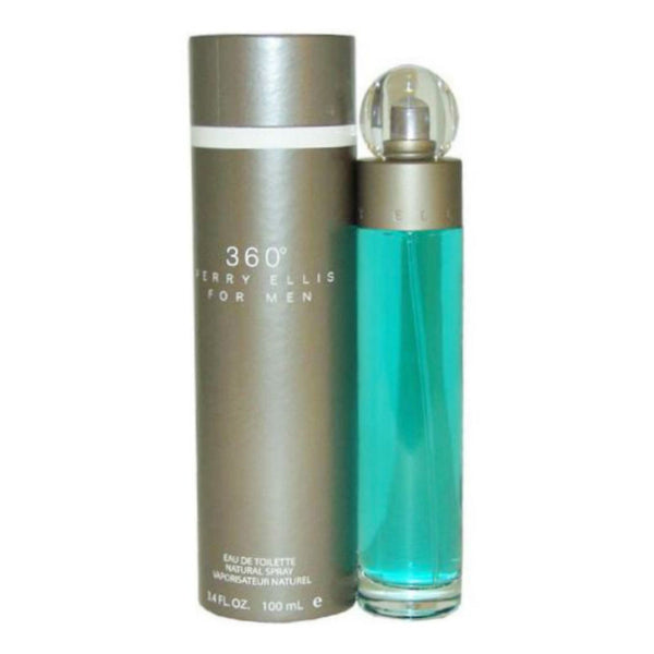 360 for Men by Perry Ellis EDT Spray 3.4 oz - Cosmic-Perfume