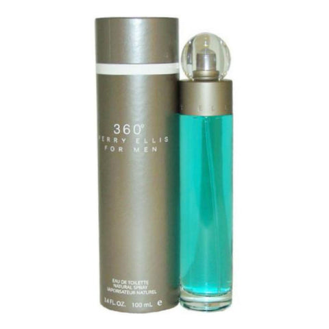 360 for Men by Perry Ellis EDT Spray 3.4 oz - Discount Fragrance at Cosmic-Perfume