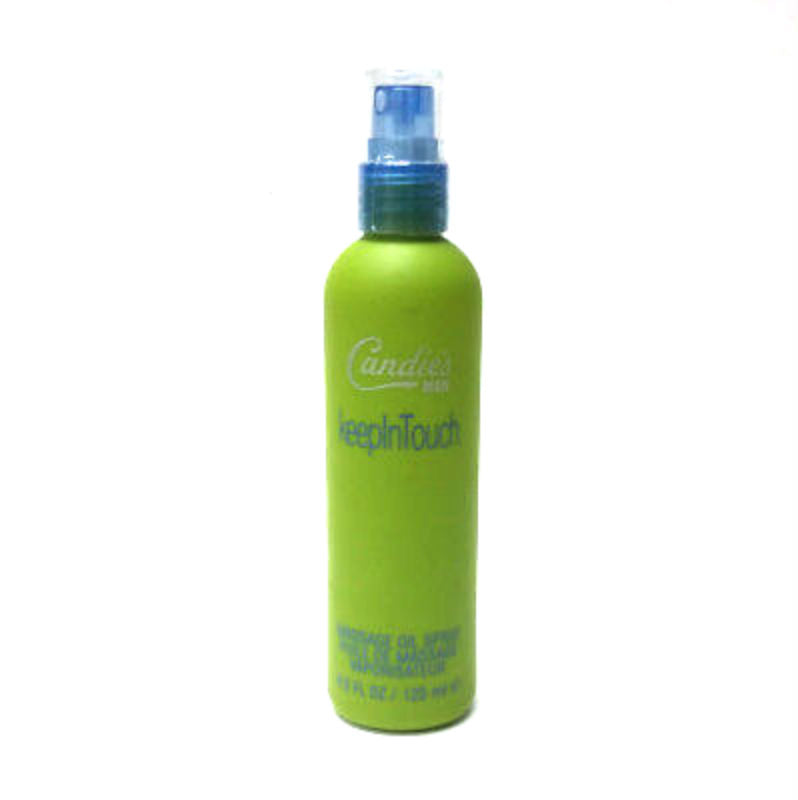 Candies for Men by Liz Claiborne Massage Oil Spray 4.2 oz