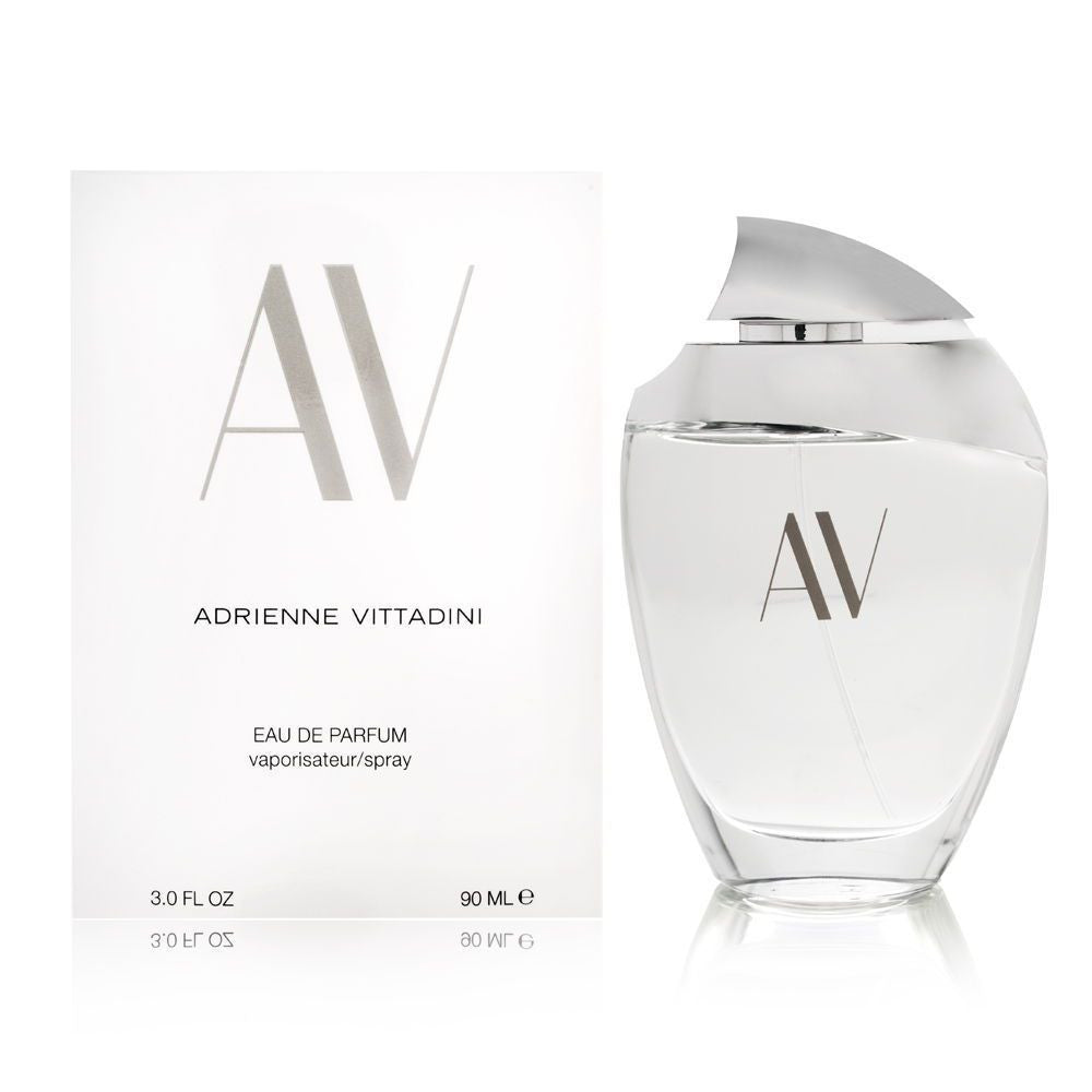 AV for Women by Adrienne Vittadini Eau de Parfum Natural Spray 3.0 oz - Cosmic-Perfume