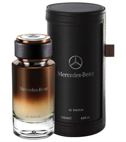 Mercedes Benz Le Parfum for Men EDP Spray 4.0 oz - Discount Fragrance at Cosmic-Perfume