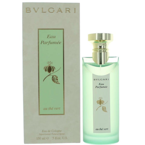 Bvlgari Eau Parfumee au the Vert (Unisex) Eau de Cologne Spray 2.5 oz - Cosmic-Perfume