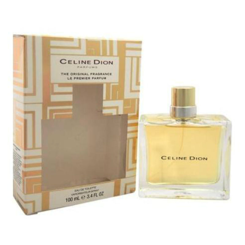 Celine Dion for Women by Celine Dion EDT Spray 3.4 oz