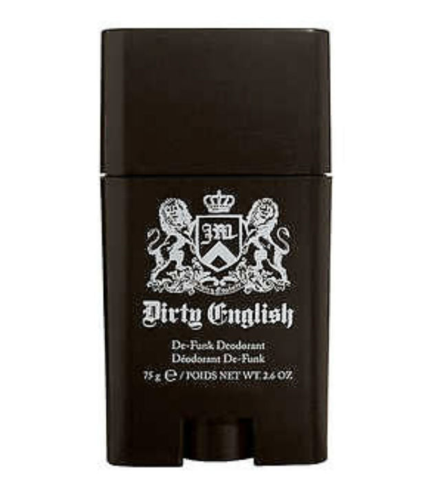 Dirty English for Men by Juicy Couture De-Funk Deodorant Stick 2.6 oz