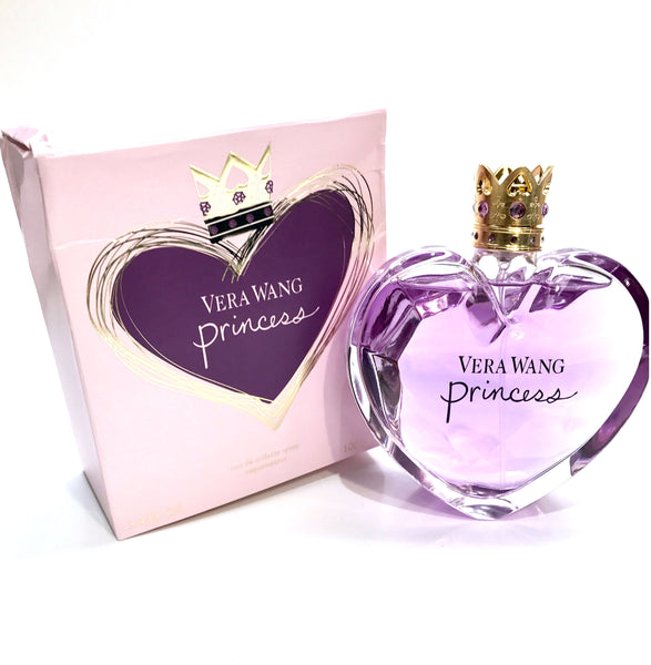 Princess for Women by Vera Wang EDT Spray 3.4 oz *Dented Box - Cosmic-Perfume