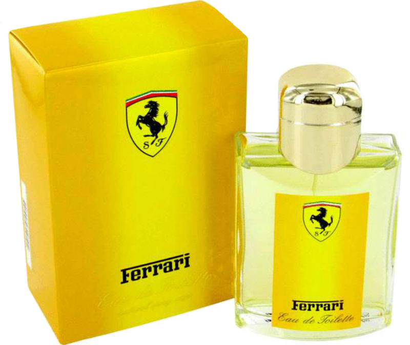 Ferrari Yellow for Men by Ferrari EDT Spray 4.2 oz - Cosmic-Perfume