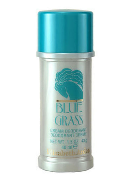Blue Grass for Women by Elizabeth Arden Cream Deodorant 1.5 oz - Cosmic-Perfume