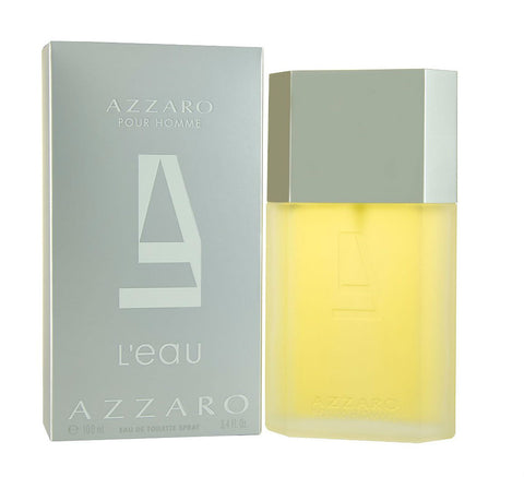 Azzaro Pour Homme L'eau by Azzaro EDT Spray 3.4 oz (New in Box) - Discount Fragrance at Cosmic-Perfume