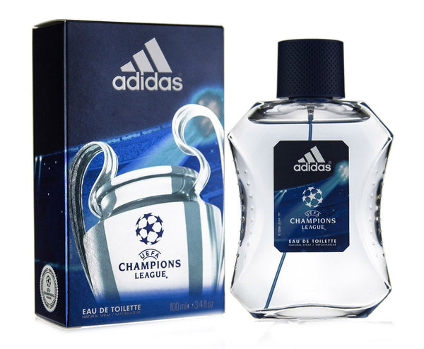 Adidas UEFA Champions League for Men by Coty EDT Spray 3.4 oz - Discount Fragrance at Cosmic-Perfume