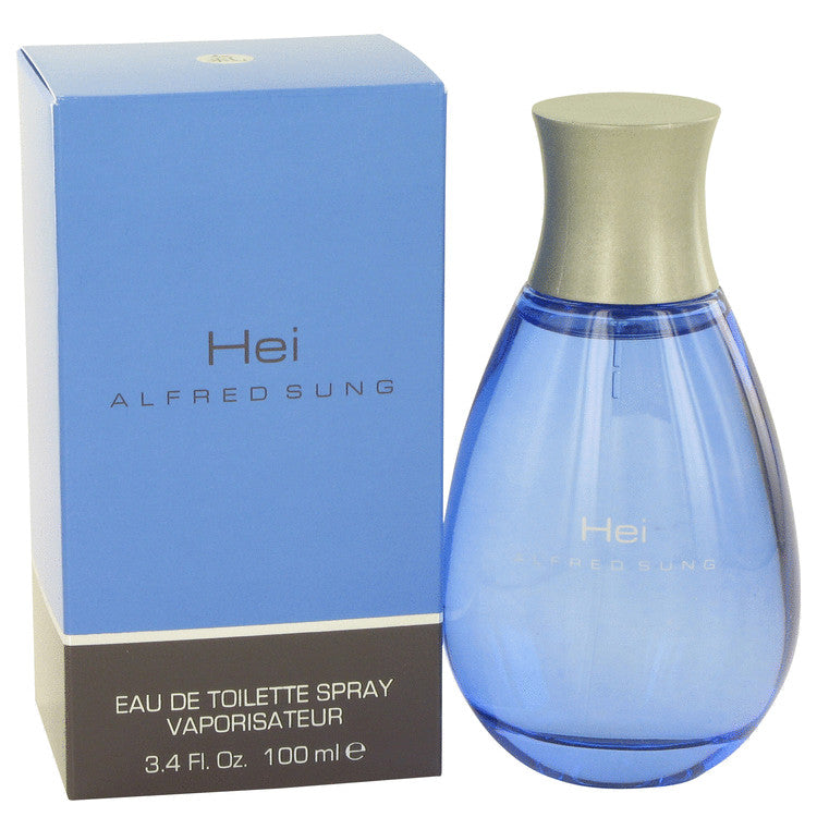Hei for Men by Alfred Sung EDT Spray 3.3 oz