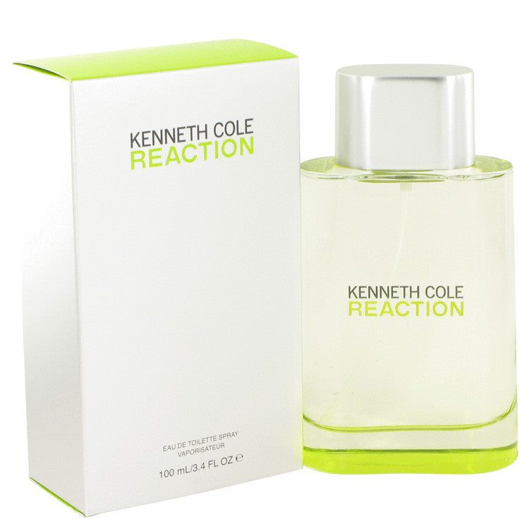 Reaction for Men by Kenneth Cole EDT Spray 3.4 oz