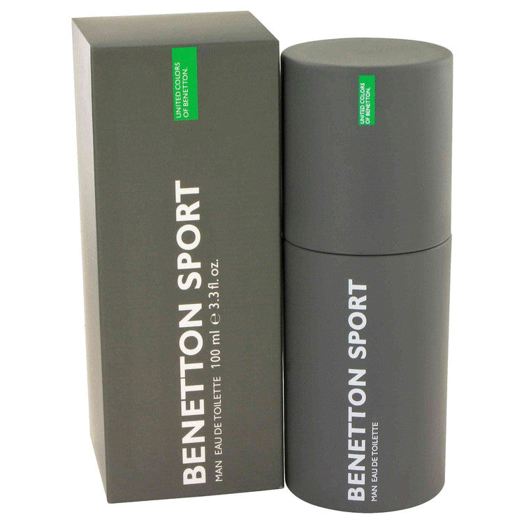 Benetton Sport for Men by Benetton EDT Spray 3.4 oz