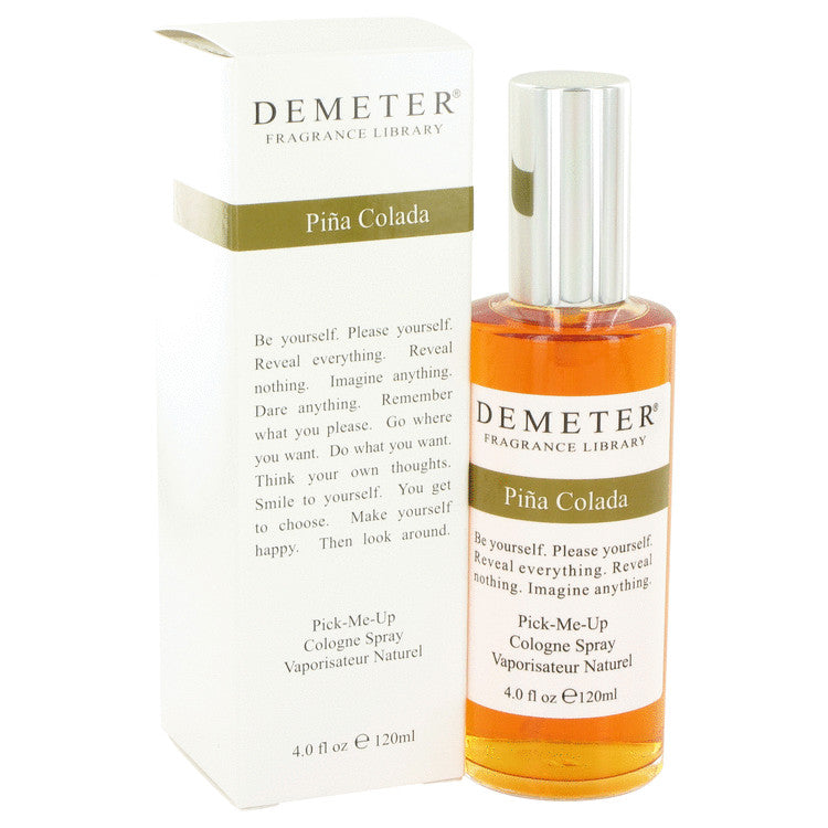 Demeter Pina Colada for Women Cologne Spray 4.0 oz