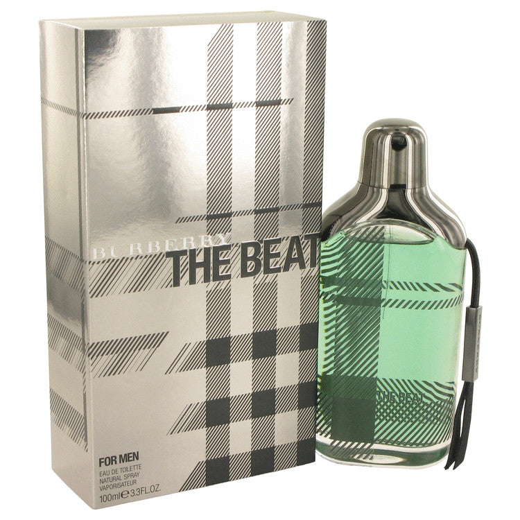 Burberry The Beat for Men by Burberry EDT Spray 3.3 oz