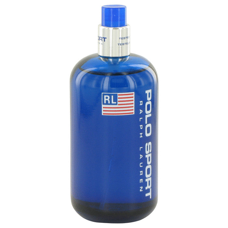Polo Sport for Men by Ralph Lauren EDT Spray 4.2 oz (Tester)