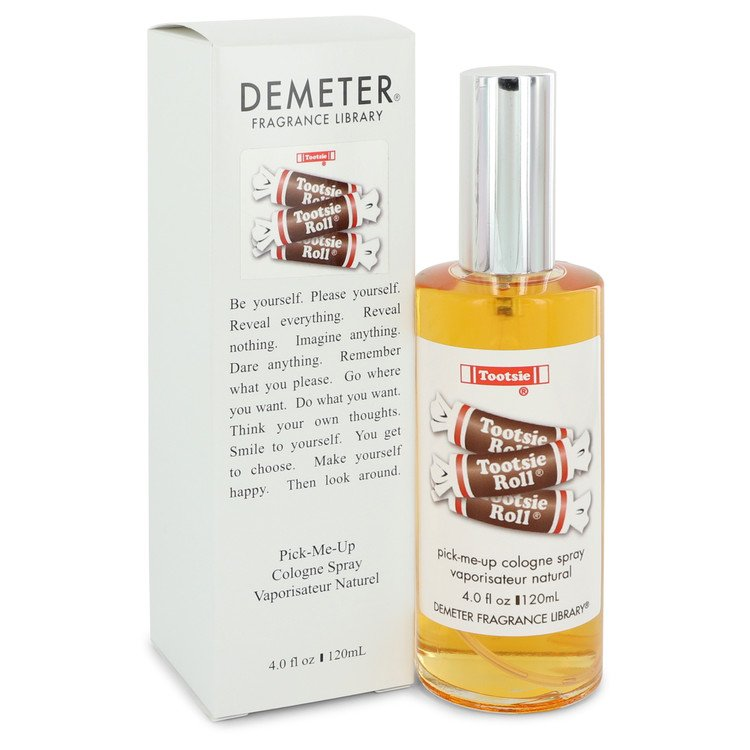 Demeter Tootsie Roll for Women Cologne Spray 4.0 oz