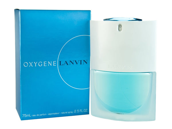 Oxygene for Women by Lanvin EDP Spray 2.5 oz *Damaged Box - Discount Fragrance at Cosmic-Perfume