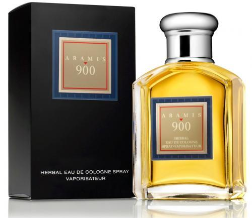 Aramis 900 for Men Herbal Eau de Cologne Spray 3.4 oz