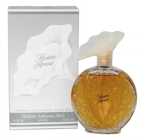 Histoire D'amour for Women by Aubusson EDT Spray 3.4 oz