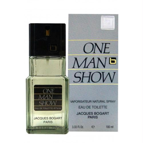 One Man Show for Men by Jacques Bogart EDT Spray 3.3 oz - Cosmic-Perfume