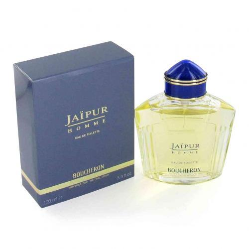 Jaipur Pour Homme for Men by Boucheron EDT Spray 3.4 oz