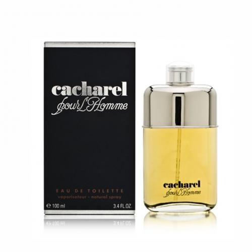 Cacharel Pour L'Homme for Men EDT Spray 3.4 oz - Cosmic-Perfume