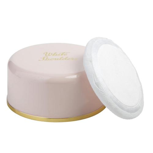 White Shoulders for Women by Evyan Perfumed Bath Powder 2.6 oz