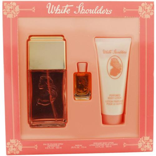 White Shoulders for Women 3 pc Fragrance Set - Cosmic-Perfume
