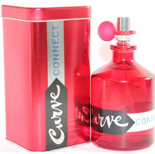 Curve Connect for Men by Liz Claiborne Cologne Spray 4.2 oz