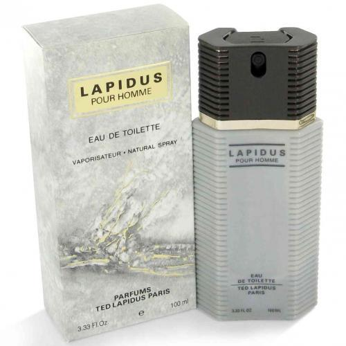 Ted Lapidus pour Homme for Men EDT Spray 3.3 oz