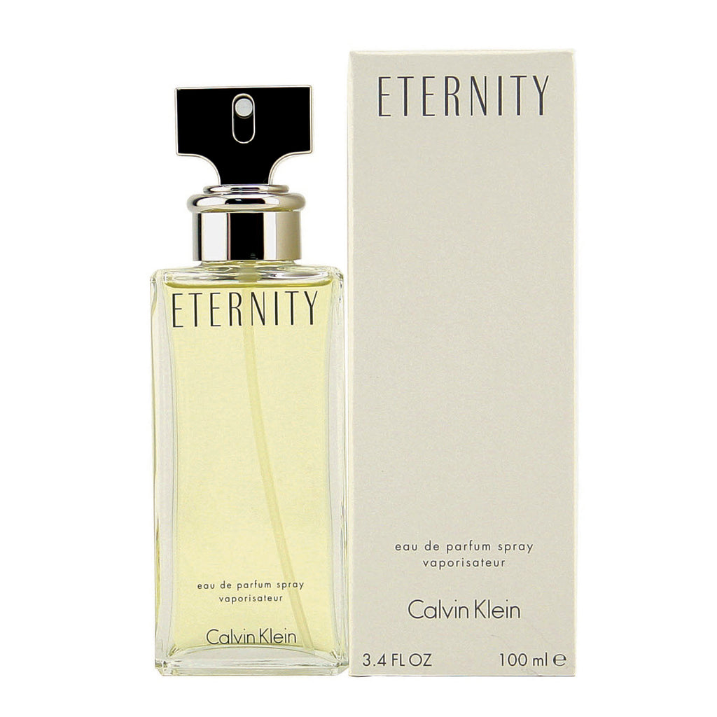 Eternity for Women by Calvin Klein EDP Spray 3.4 oz - Cosmic-Perfume