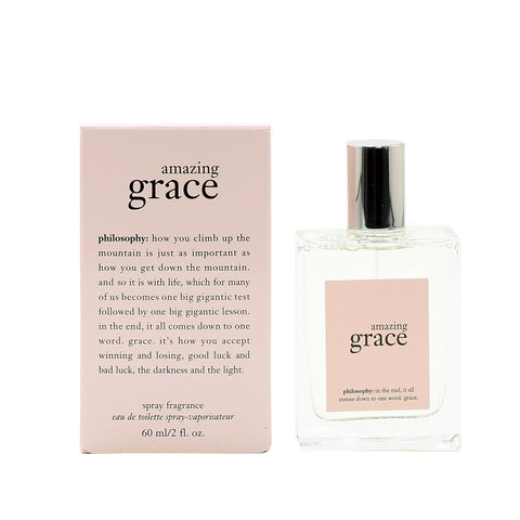 Amazing Grace for Women by Philosophy EDT Spray 2 oz - Cosmic-Perfume
