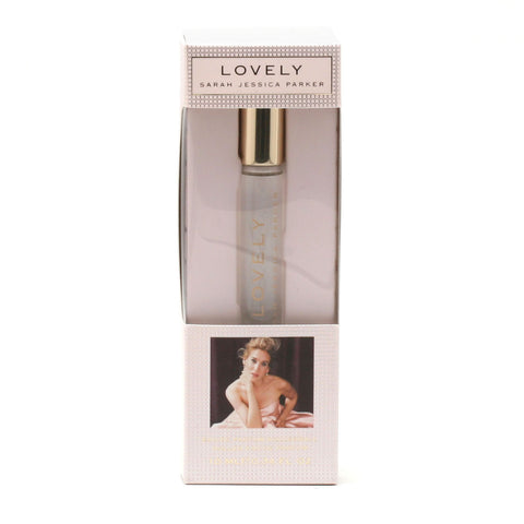 Lovely for Women by Sarah Jessica Parker EDP Rollerball 0.34 oz (10 ml) - Cosmic-Perfume