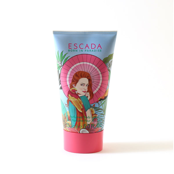 Born In Paradise for Women by Escada Body Lotion 5 oz - Cosmic-Perfume