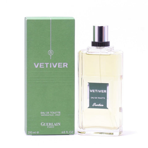 Vetiver for Men by Guerlain EDT Spray 6.7 oz - Cosmic-Perfume