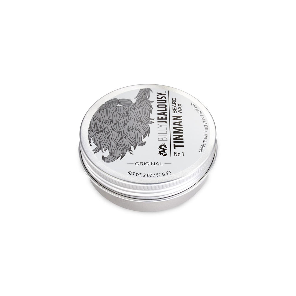 Billy Jealousy Tin Man No 1 Beard Wax 2 OZ - Cosmic-Perfume