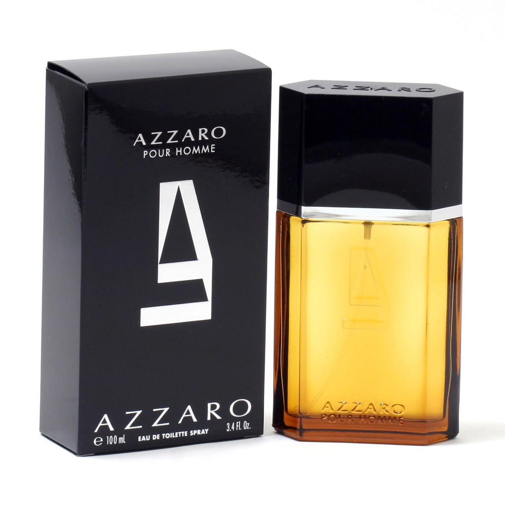 Azzaro pour Homme for Men by Loris Azzaro EDT Spray 3.4 oz - Cosmic-Perfume