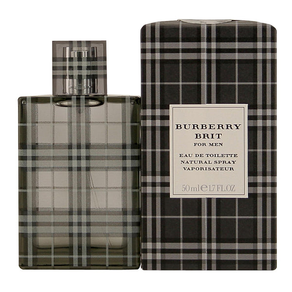 Burberry Brit for Men by Burberry EDT Spray 1.7  oz - Cosmic-Perfume