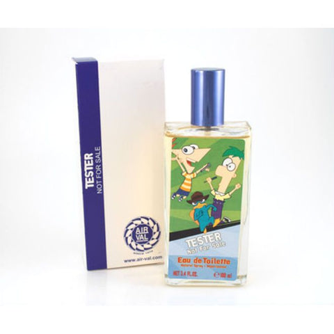 Phineas & Ferb for Kids by Disney EDT Spray 3.4 oz (Tester) - Cosmic-Perfume