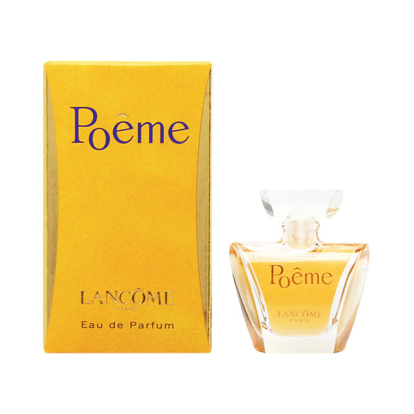 Poeme for Women by Lancome EDP Miniature Splash 0.14 oz - Discount Fragrance at Cosmic-Perfume