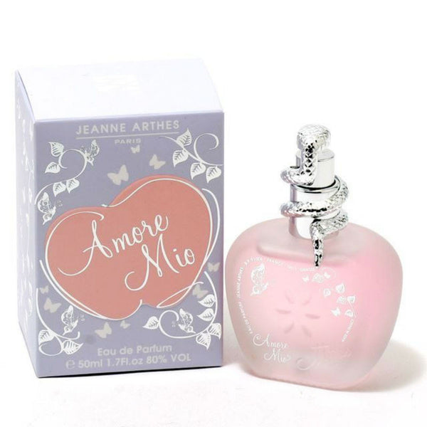 Amore Mio for Women by Jeanne Arthes EDP Spray 1.7 oz (New in Box) - Discount Fragrance at Cosmic-Perfume