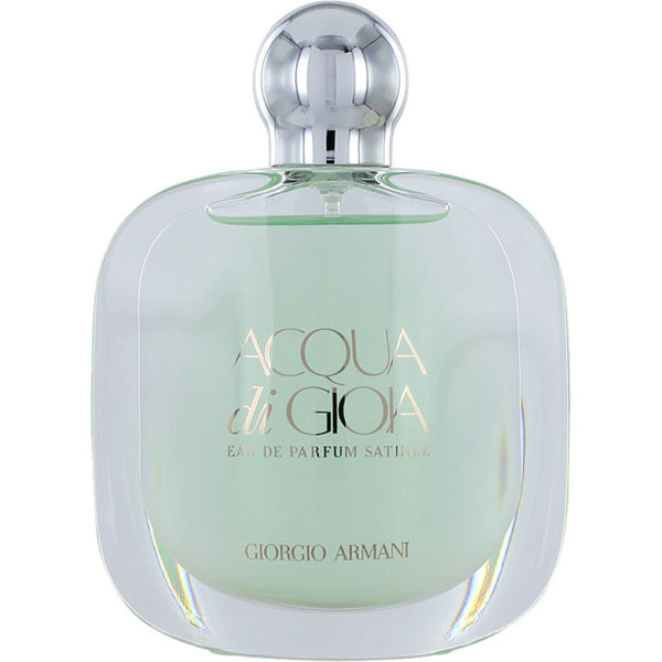 Acqua di Gioia Satin Edition for Women Giorgio Armani EDP Spray 1.7 oz (Tester) - Cosmic-Perfume