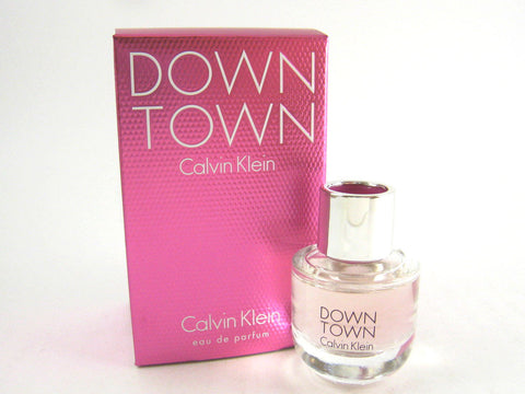 Downtown for Women by Calvin Klein EDP Miniature Splash 0.17 oz - Discount Fragrance at Cosmic-Perfume