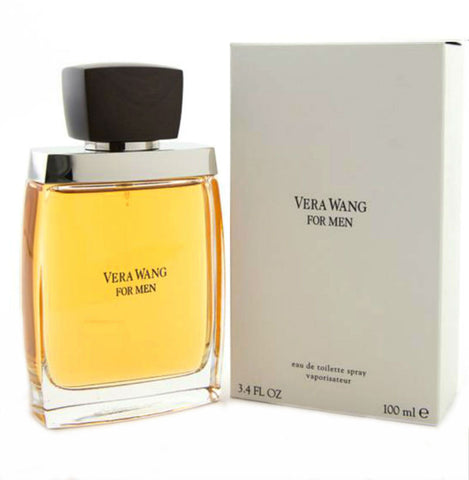 Vera Wang for Men by Vera Wang EDT Spray 3.4 oz - Cosmic-Perfume
