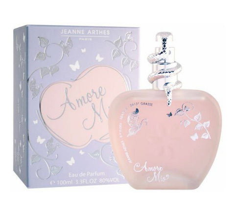 Amore Mio for Women by Jeanne Arthes EDP Spray 3.3 oz - Discount Fragrance at Cosmic-Perfume