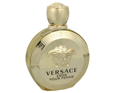 Versace Eros pour Femme by Versace EDP Spray 3.4 oz (Tester) - Discount Fragrance at Cosmic-Perfume